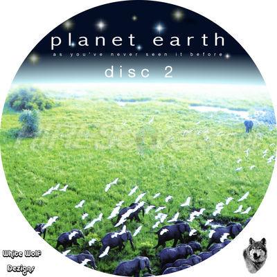 planet earth 2 dvd