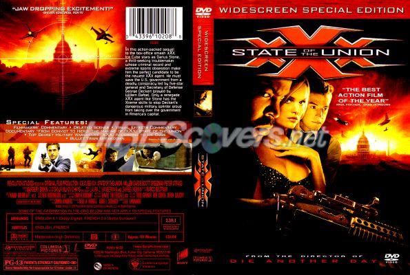 Xxx Blu Ray Dvd