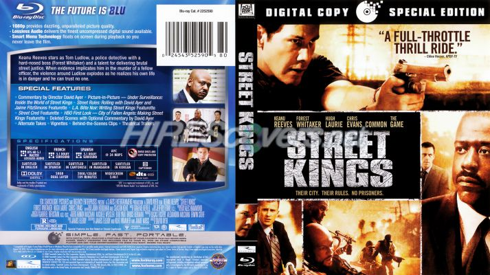from the movie street kings 2 Yes street kings is quite racist and incredibly tongue in cheek but that just adds to the realism bad movie when i first saw a.