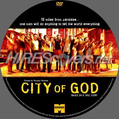Dvd God of Wonders Wonderful City of God Dvd