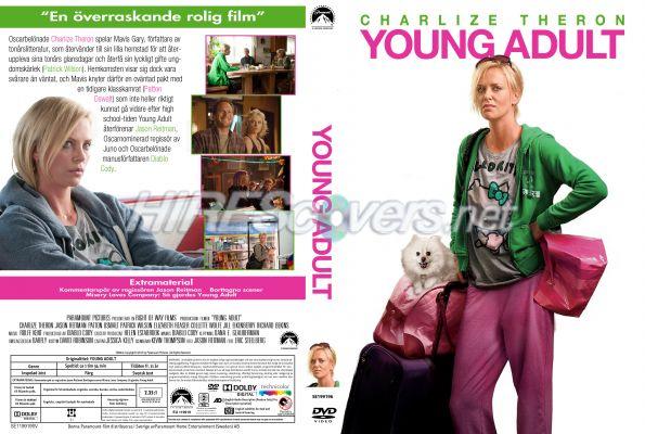 label Adult dvd