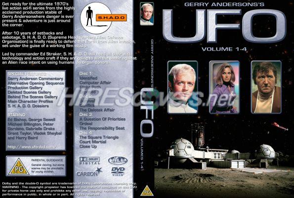 UFO - Volume 1