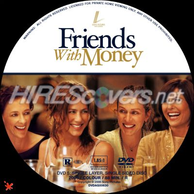 Friends With Money Label