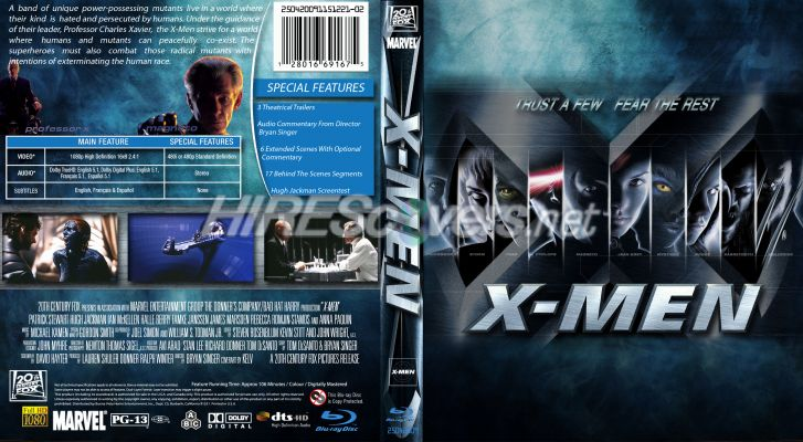 X Men Dvd Cover: DVD Cover Custom DVD Covers BluRay Label Movie Art
