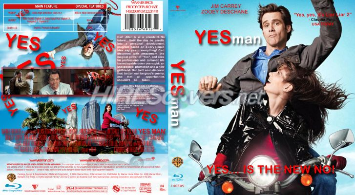 Yes Man  Movie Review  Common Sense Media