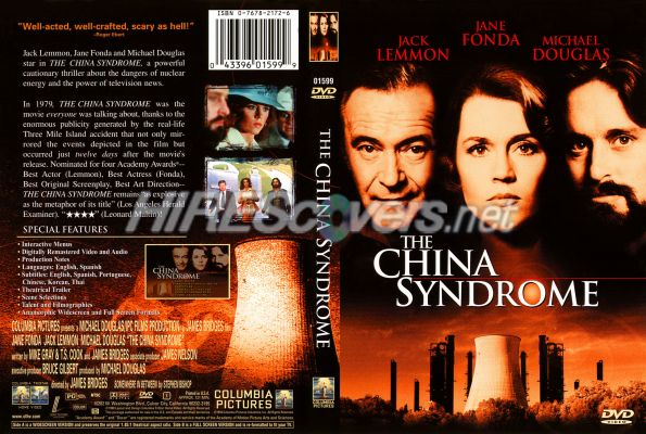 the china syndrome film analysis The china syndrome review by adam b - 2 1/2 stars for jack lemmon 1 1/2 stars for michael douglas - 1 star this film is irrelevant to china.