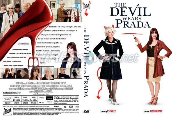 Devil Wears Prada Artwork The Devil Wears Prada Dvd