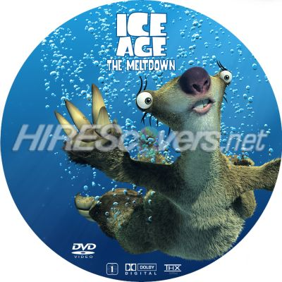 DVD Cover Custom DVD covers BluRay label movie art - DVD ... Ice Age The Meltdown Dvd Cover