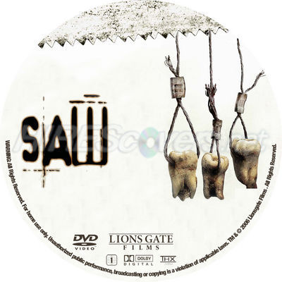 Saw Movies Dvd Covers Saw Iii Label by Kws Dvd Cover