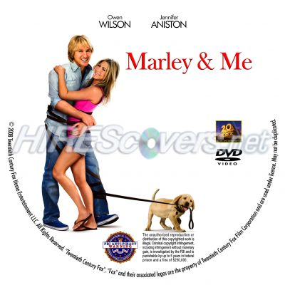 marley and me dvd cover. Marley amp; Me