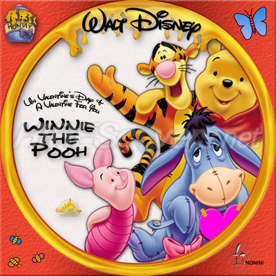 Winnie The Pooh: Un Valentine And A Valentine For You