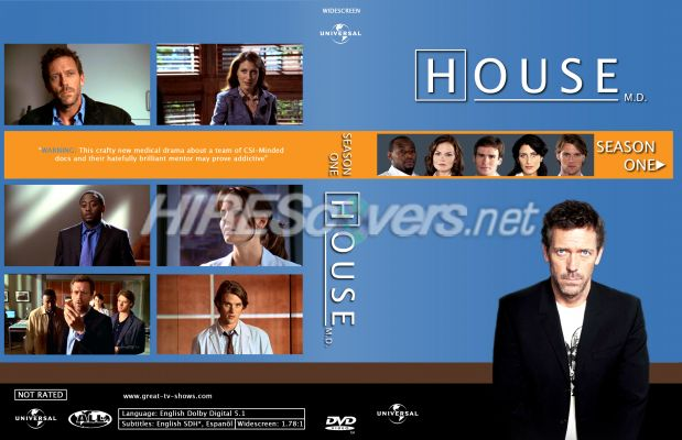 Watch House M.D S01E01 Season 1 Episode 1