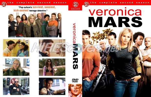 Veronica Mars Season2 DVD Veronica Mars Season 2