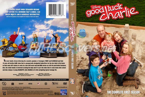 Good Luck Charlie Season 2 DVD Box Set - $32.99 ...