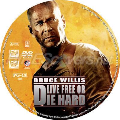 Live Free or Die Hard AKA Die Hard 4.0 (Blu-ray) (2007)