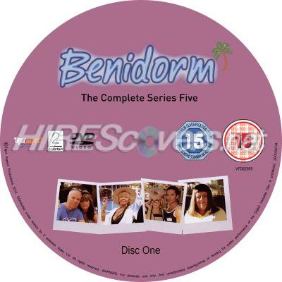 Benidorm Series 8 Dvd Benidorm Series 5 Disc 1 Dvd