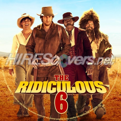 the ridiculous 6 dvd full