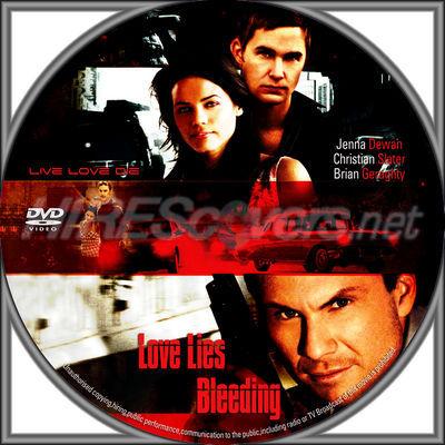 Bleeding Love Cover Love Lies Bleeding Dvd Cover