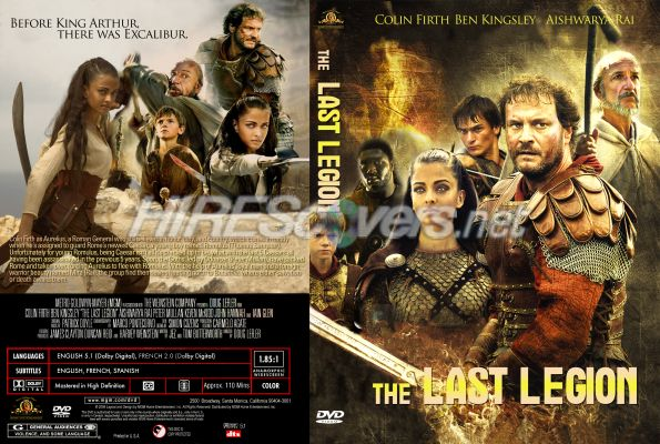 The Last Legion full hd movie download