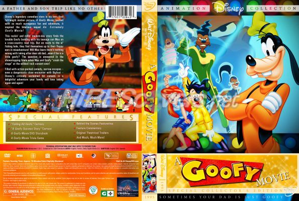 goofy movie by gutterballs description a goofy movie dvd ...