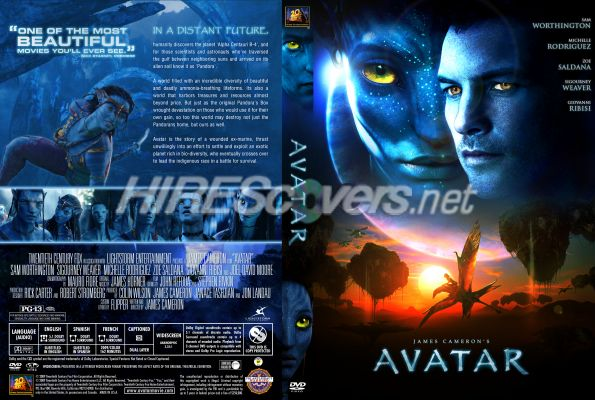 avatar dvd cover art. Custom DVD Cover Art - DVD