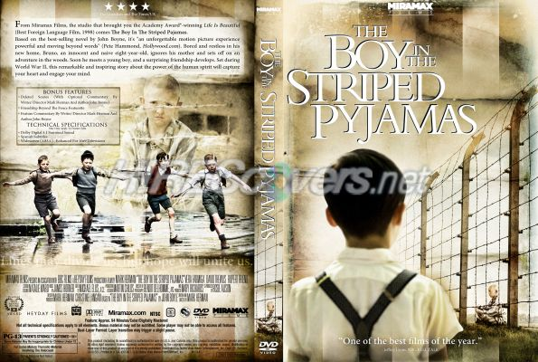 the boy in the striped pyjamas movie response The boy in the striped pajamas, based on john boyne's novel, is a quietly effective, tastefully crafted, and ultimately devastating portrait of the holocaust as seen through one boy's eyes directed by mark herman (hope springs, little voice), the boy in the striped pajamas pulls off a hard-to-imagine balance between the innocence and.