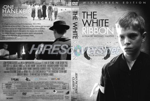 White Ribbon DVD