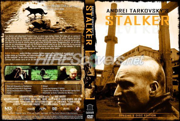 Stalker Dvd Cover Stalker Swedish Dvd Cover