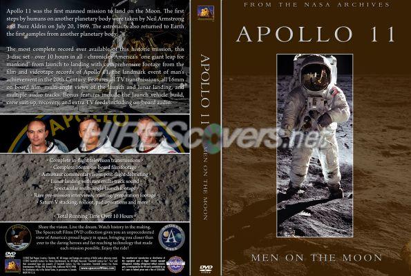 Spacecraft Films Apollo 11 Dvd images
