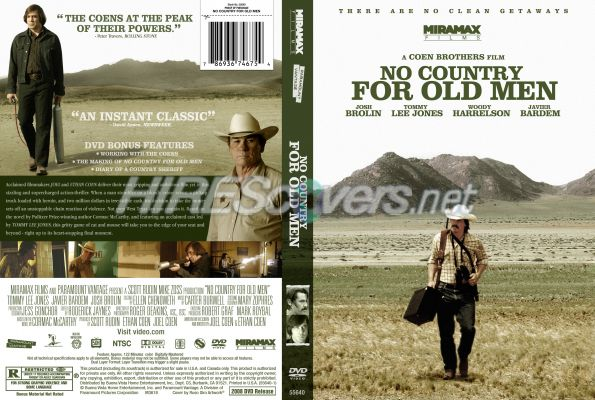 No country for old men movie poster original