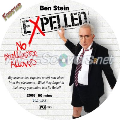 expelled no intelligence allowed Expelled: no intelligence allowed - author, actor and political commentator ben stein poses the argument that intelligent design and evolution are both.