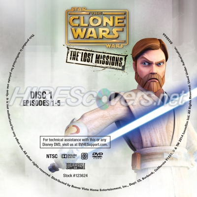 Clone Wars Lost Missions Dvd Wars The Lost Missions