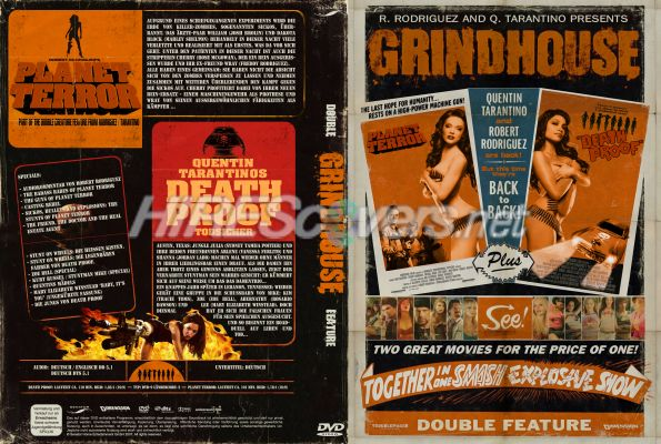 Grindhouse Poster Template Poster123 Info