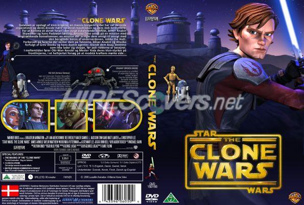 Star Wars The Clone Wars Movie Dvd Star Wars The Clone Wars Dvd