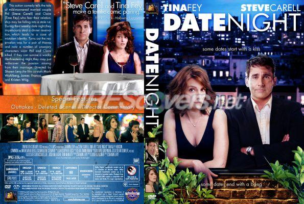 date night dvd. Date Night by Hallow-Scream