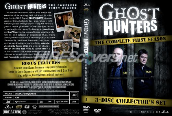 ghost hunters season 1