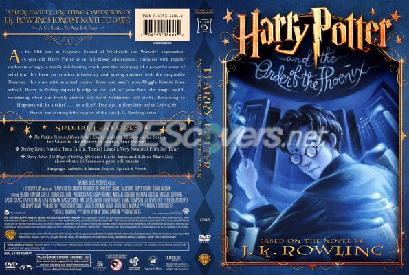 book report of harry potter and the order of the phoenix Harry potter and the order of the phoenix is a fantasy novel written by j k rowling and the fifth novel in the harry potter series it follows harry potter's.
