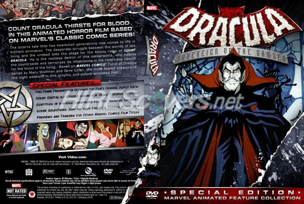 ... Sovereign of the Damned DVD Cover, DVD Label, Blu-Ray Cover, Blu-Ray