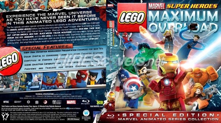 Lego Marvel Super Heroes: Maximum Overload - Wikipedia