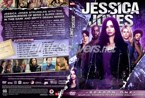 film marvels jessica jones season