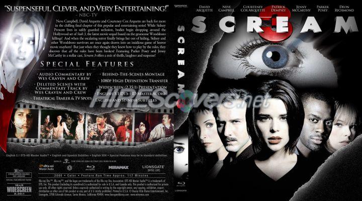 Scream 3 Movie Poster