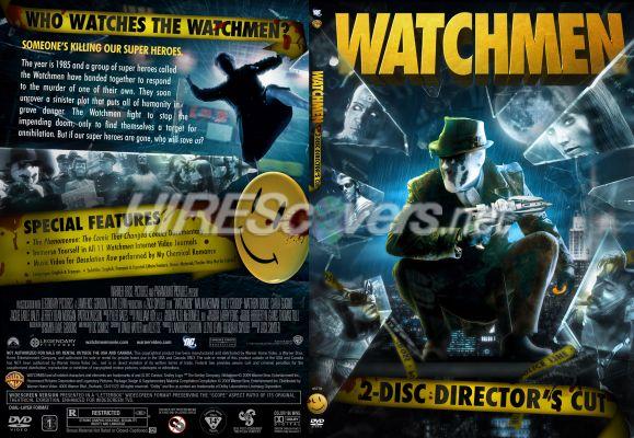 Soundtrack watchman movie