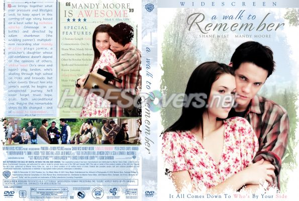 a walk to remember odd girl