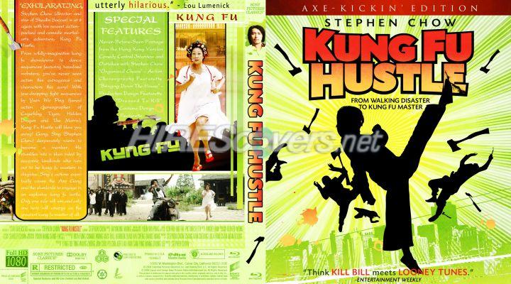 fu dvd Kung cover hustler