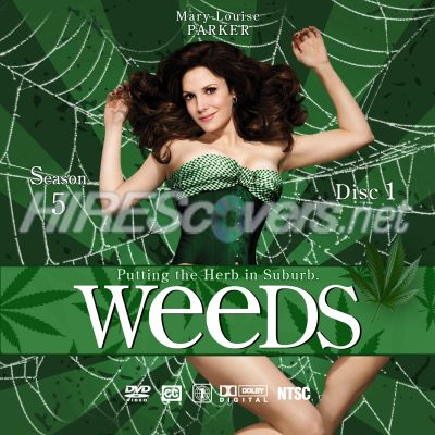weeds season 3 dvd cover. weeds season 5 dvd cover.