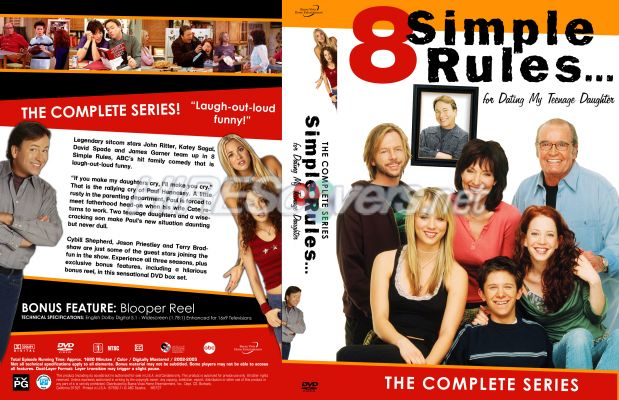 8 simple rules for dating my teenage daughter dvd players