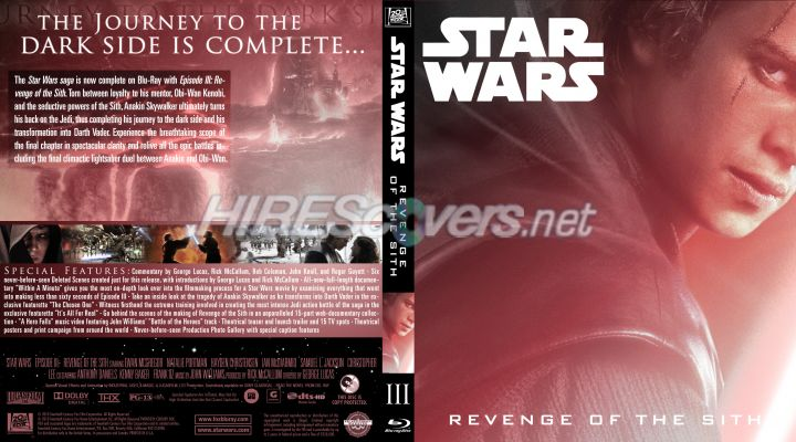 Dvd Cover Custom Dvd Covers Bluray Label Movie Art Blu Ray Custom Covers S Star Wars Episode Iii Revenge Of The Sith Blu Ray