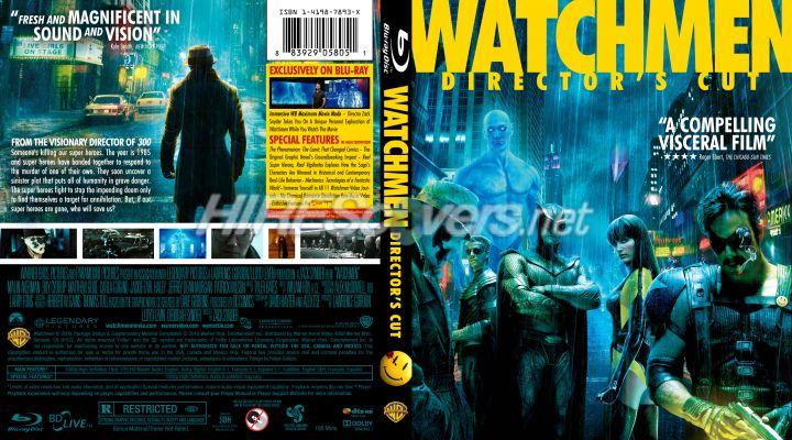 Watchmen Director s Cu...