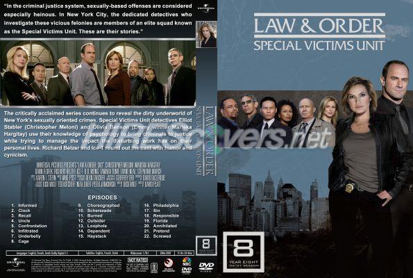 Especially Heinous: 272 Views of Law & Order SVU