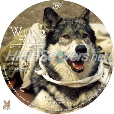 White Fang 2 Myth of The White Wolf White Fang 2 Myth of
